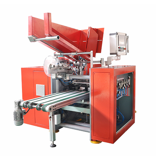 Automatic Aluminum Foil Cutting And Rewinding Machine (Six Shafts)