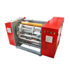 High Speed Semi-atuo Aluminum Foil Rewinding Machine (Two Shafts)