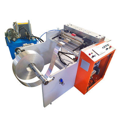 Semi-auto Saw Blade Press Machine